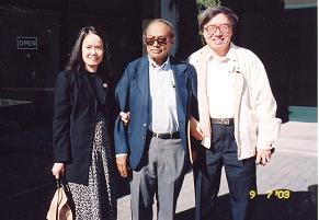C. V. Ramamoorthy, one of the founders of Post-Science Institute and the most knowledgeable professor in computer science outside of USA with Hugh Ching and Chien Yi Lee. Click to a Business Plan on Universal Permanent Numbers.